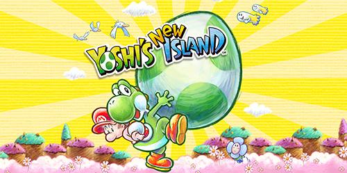 Yoshi´s New Island 3DS XL